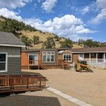 What is mobile home park lot rent?