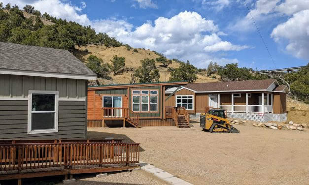 Mobile, prefab, or manufactured home?